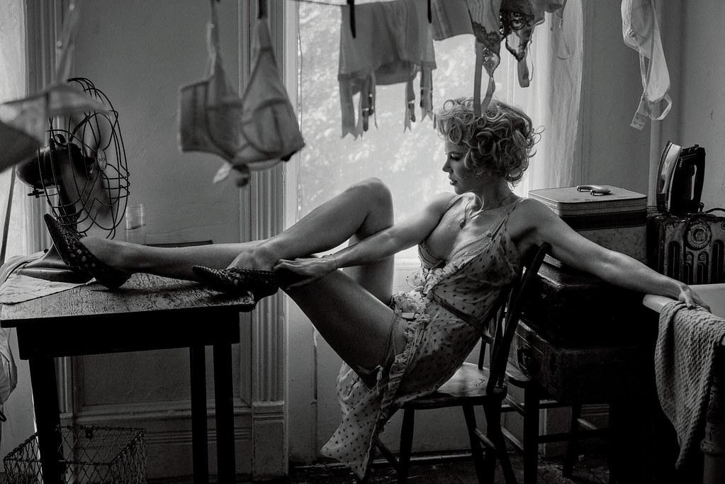 Николь Кидман — Фотосессия для «Interview» 2015 – 8