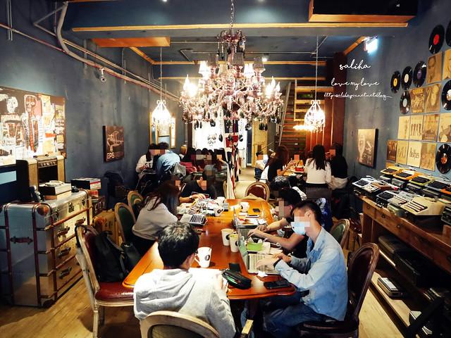 台北車站不限時餐廳咖啡下午茶OROMO Cafe奧蘿茉咖啡 (30)