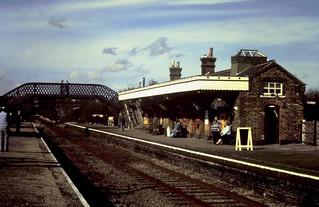 90-262  Quainton Road Station