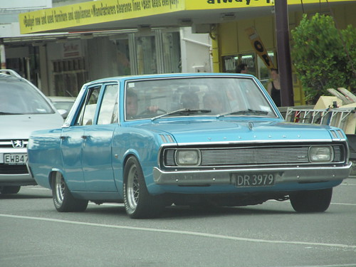 1971 Chrysler Valiant Regal (VG)