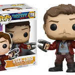 FUNKO POP! MARVEL 系列【星際異攻隊2】Guardians of the Galaxy Vol. 02