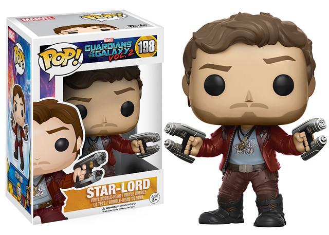 FUNKO POP! MARVEL 系列【星際異攻隊2】Guardians of the Galaxy Vol. 02