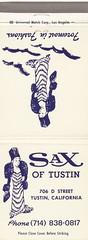 Sax of Tustin - Tustin, California