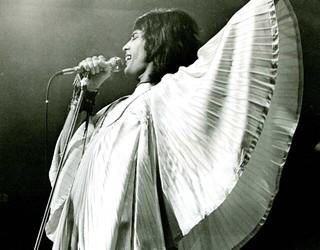 Freddie Mercury live a Cleveland