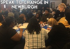 Newburgh Anti-Poverty Community Listening Session, Jan 21 2017