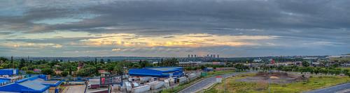 night johannesburg lights sunset sunrise dusk dawn nikon city capital sun clouds cloud sky outdoor southafrica helvetiahouse