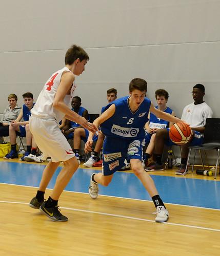 Grande Finale Fribourg Académie U16m -  Swiss Central Basket 29