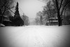Street View Blizzard 2017 by Silverio Photography