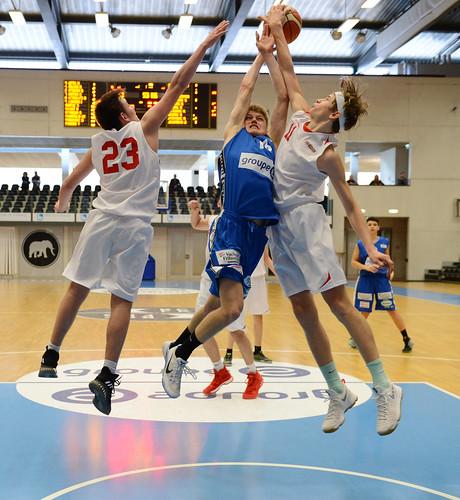 Grande Finale Fribourg Académie U16m -  Swiss Central Basket 47