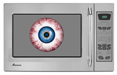 My Microwave Is Spying On Me