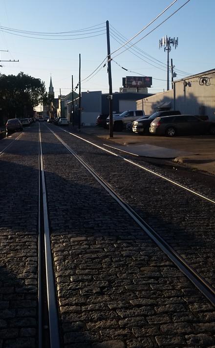 Erato Street Tracks