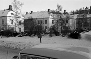 Nedre Møllenberg gate 54 fra vest (1970)