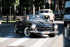 supercar(0.0), automobile(1.0), vehicle(1.0), performance car(1.0), automotive design(1.0), mercedes-benz(1.0), mercedes-benz 190sl(1.0), mercedes-benz 300sl(1.0), antique car(1.0), vintage car(1.0), land vehicle(1.0), luxury vehicle(1.0), sports car(1.0), motor vehicle(1.0),