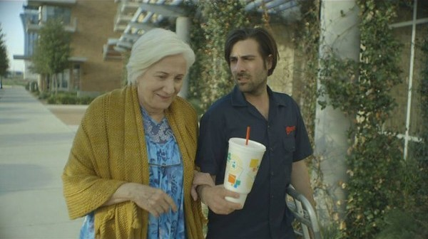 Olympia Dukakis and Jason Schwartzman meander through the bafflingly pointless 7 CHINESE BROTHERS.