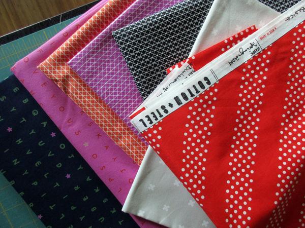 from Marmalade Fabrics!