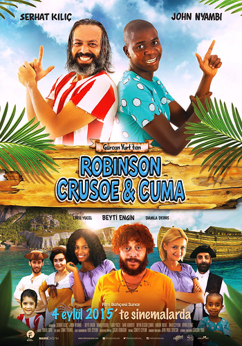 Robinson Crusoe & Cuma (2015)