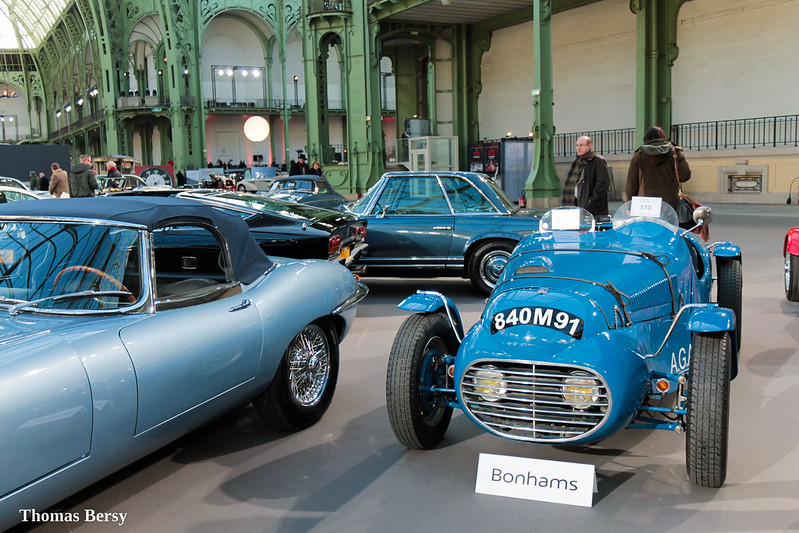 [75][04 au 08/02/2015] 40ème Salon Retromobile - Page 17 21176830276_584b0bc754_c