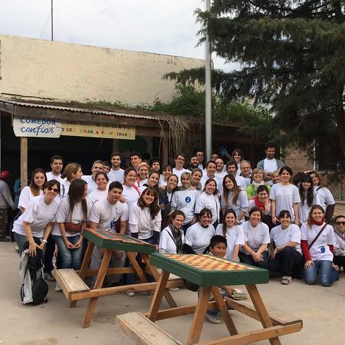 Amadeus Volunteer Day 2015 Argentina