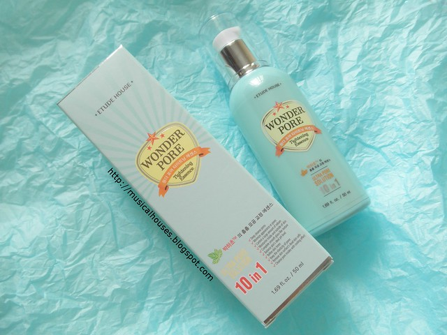 Etude House Wonder Pore Tightening Essence Bottle