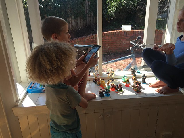 School holiday activities to do at home IMG_1216