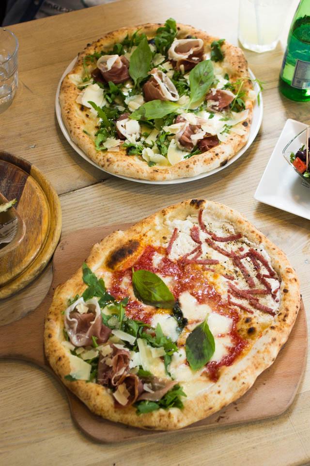 Rossopomodora Pizza Covent Garden