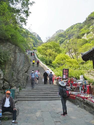 CH-Mont Taishan-Descente-Escalier (4)