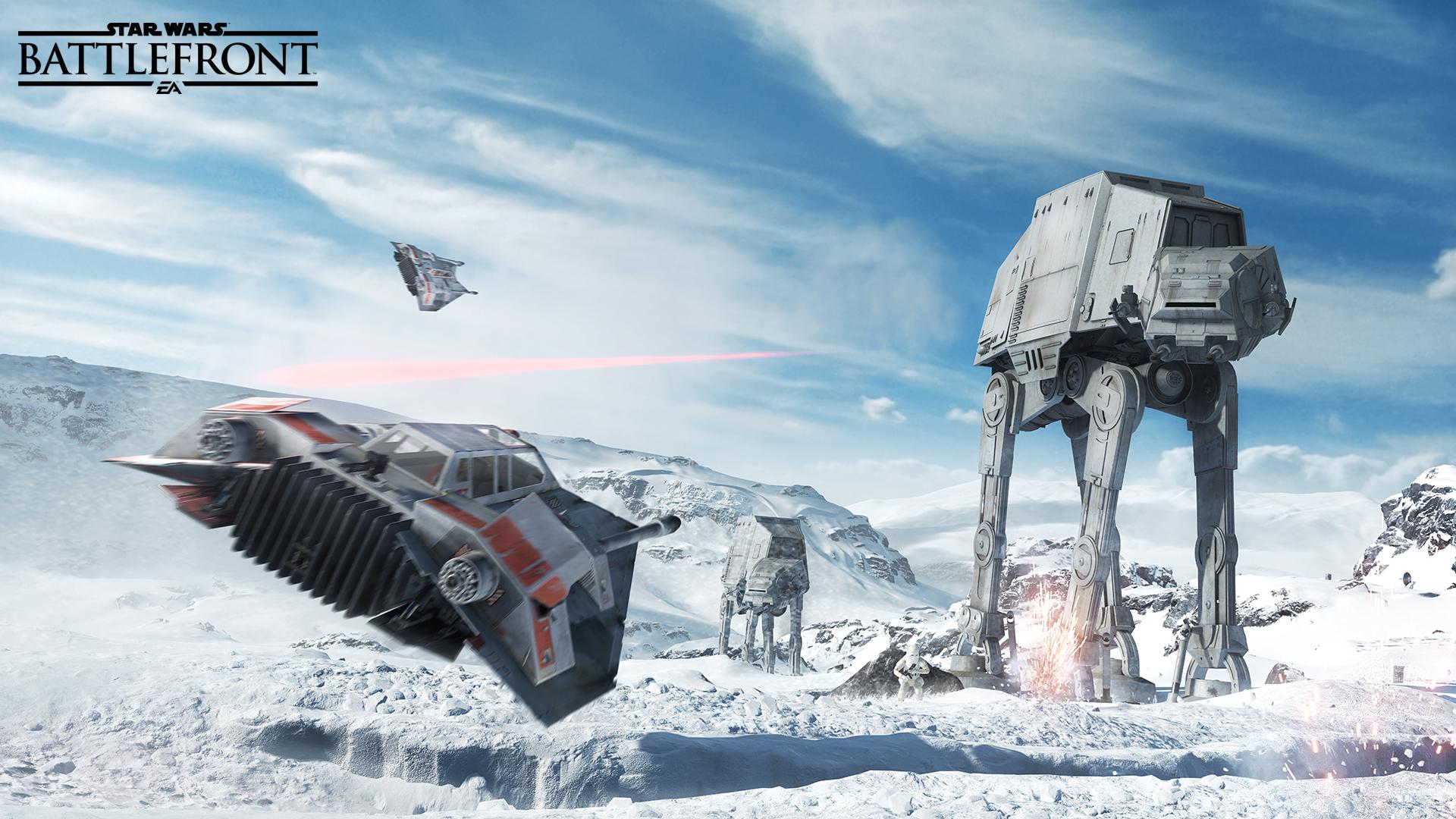 Kesan Bermain Star Wars : Battle Front Beta 4
