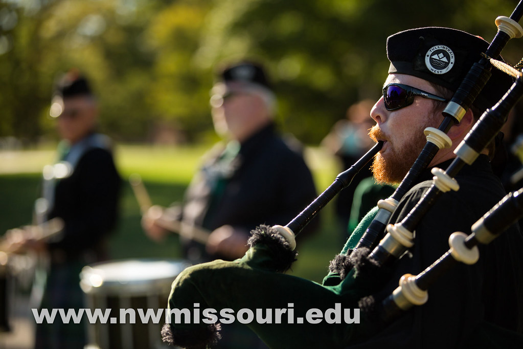 Kansas City Celtic Pipes & Drums at Northwest