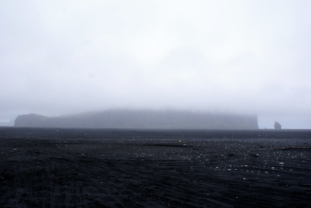 Islandia - Hjörleifshöfði
