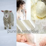 pure & sensitive scent personality