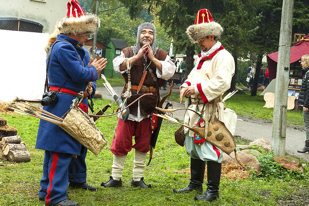 Battle of Leipzig reenactment--Markkleeberg 3