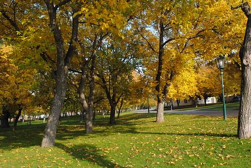 Loretto im Herbst