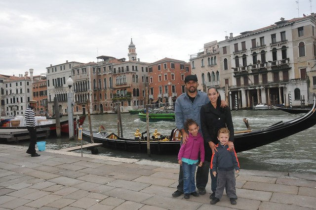 Europe 2015 - Acone and Venice