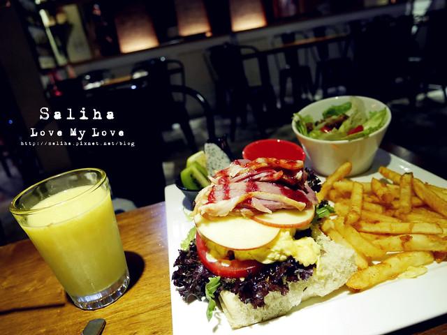 景美夜市發福廚房美式漢堡 (3)