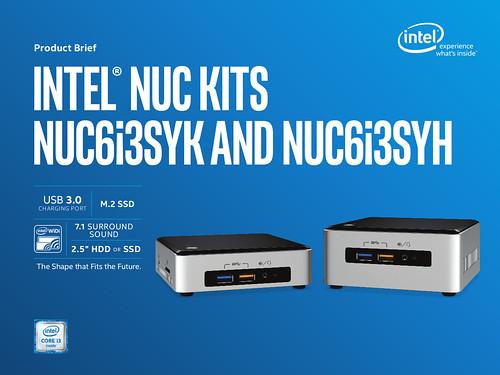 Intel NUC Skylake