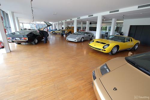 Museo Lamborghini 012