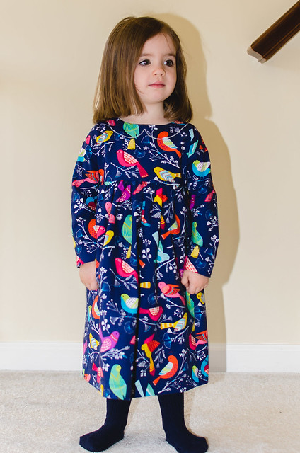 O&S playtime Dress front