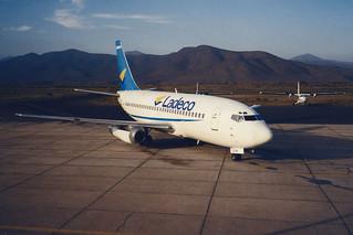 Ladeco Boeing 737-205/Adv CC-CYS
