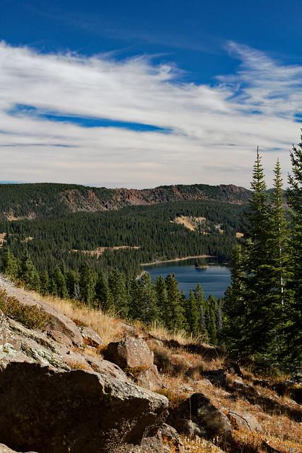 Land of Lakes Trail: Grand Mesa