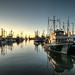 Steveston Harbour, Richmond BC by trainerKEN.