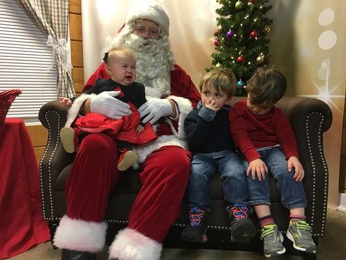 Santa Visit (2015)