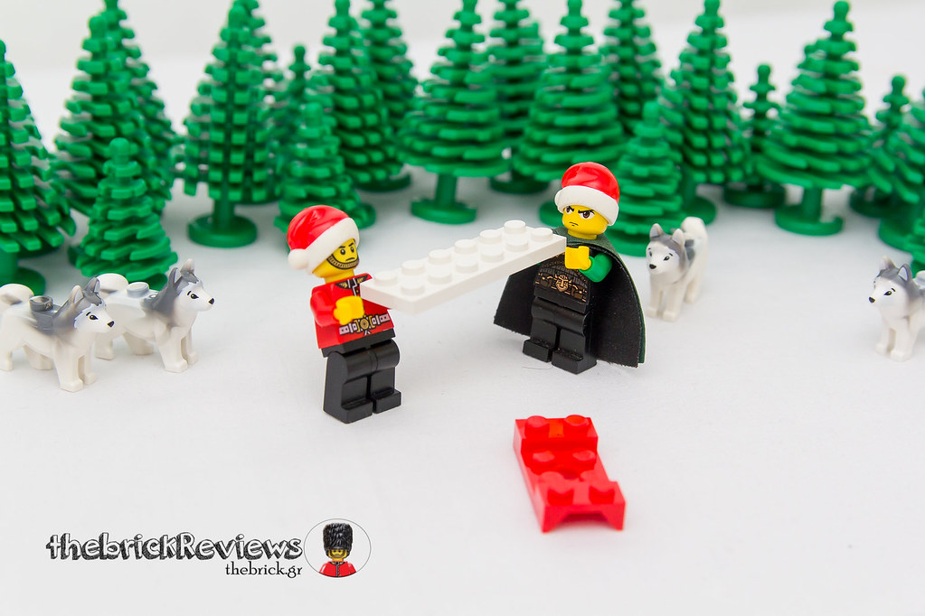 ThebrickReview: Christmas Train - 40138 - Limited Edition 2015 23351053449_ab337c4bea_b