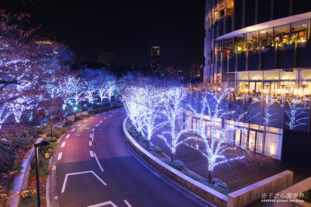 Tokyo Winter Illuminations- 表参道Hills-IMG_3204095