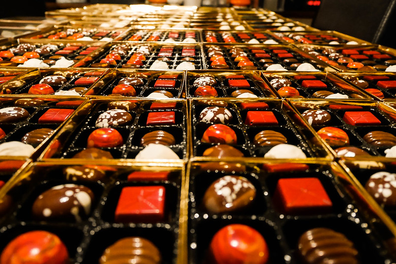 Fru Hellmans Choklad