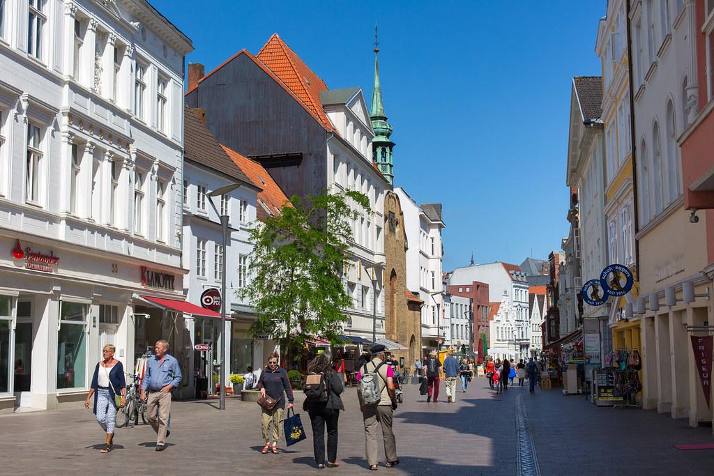Germany. Flensburg