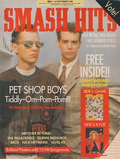 Smash Hits, September 7, 1988