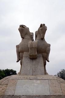 Monument to the Bandeiras, São Paulo