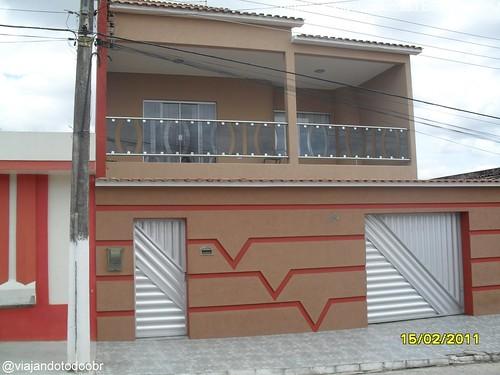Dois Riachos - Casa onde nasceu a Marta (jogadora de futebol)