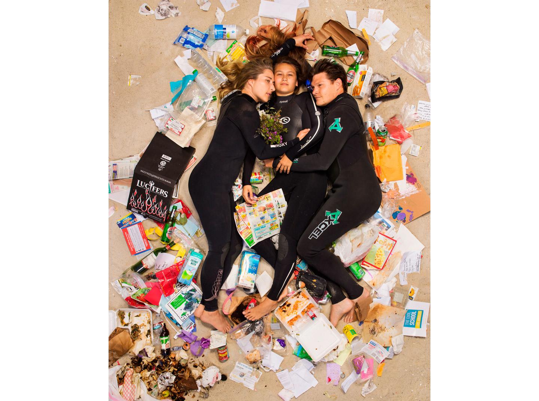 與你的垃圾共枕眠:上帝用七天創造世界,人類用七天創造垃圾23