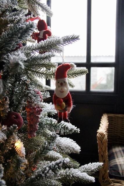 Kerstboom met kleur